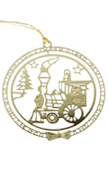 Christmas Decoration (Gold)