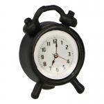 Diecast Alarm Clock (White)