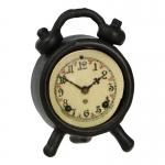 Diecast Alarm Clock (Beige)