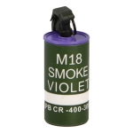 Purple Smoke Grenade (Green)