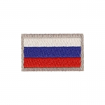 Russian Flag Patch (Blue)