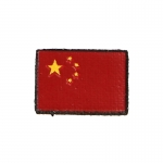 China Flag Patch (Red)