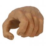 Main gauche homme européen