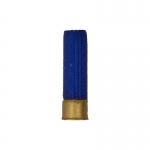 Cartouche calibre 12 (Bleu)