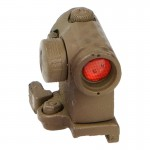 Aimpoint Micro T1 Red Dot Sight with Cover (Snake Skin)