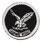 Hostage Rescue Team Patch (Black)