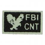 FBI CNT Patch (Kaki)