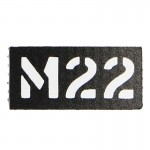 Patch M22 (Noir)
