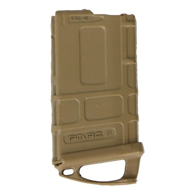 Chargeur PMAG MK18 20 coups (Beige)