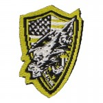 Patch FBI SWAT (Jaune)