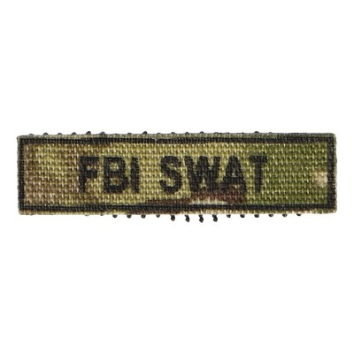 Patch FBI SWAT (Multicam)