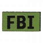 Patch FBI (Vert)