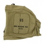 Housse à masque à gaz M17A1 (Olive Drab)