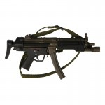 HK MP5N Submachinegun (Black)