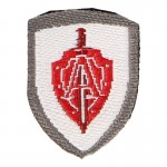 Spetsnaz Alpha Group Patch (Red)