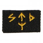 Vikings Runs Spetsnaz FSB Patch (Yellow)