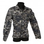 Veste US Navy NWU (Digital Blue)