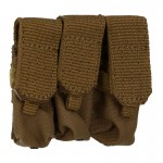 M4 Triple Magazines Pouch (Coyote)