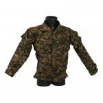 MCCUU Shirt (Woodland Marpat)