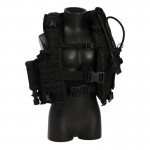 CSAV Combat Swimmer Assault Vest (Black)