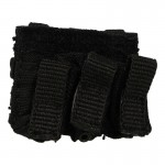 9mm Triple Magazines Pouch (Black)