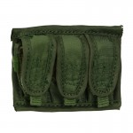 M4 Triple Magazines Pouch (Olive Drab)