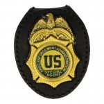 Insigne DEA US Special Agent Police (Or)