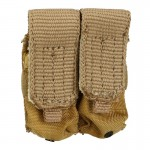 MCLS 5,56mm M4 Double Magazines Pouch (Sand)