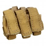 40mm Grenades Triple Pouch (Sand)
