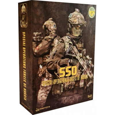 SSO Special Operations Forces Of Russia