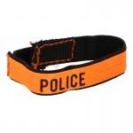 Police Reflective Armband (Orange)