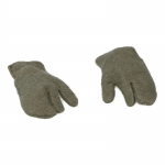 Gloved Mitten Liners Flexible Hands (Feldgrau)