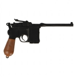 C96 Mauser Pistol with Sheath (Black)