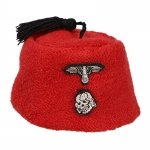 Handschar Elite Fez (Red)