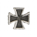 Diecast Iron Cross First Class (Black)