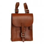 Leather M35 Map Case (Brown)