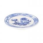 Porcelain Plate (Blue)