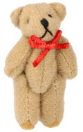 Teddy Bear (Beige)