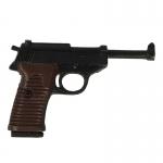 Pistolet P38 (Noir)