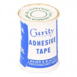 Diecast Medical Curity Adhesive Tape (Blue)