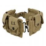 BAR Cartridges Belt (Beige)