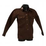 M37 Captain Ranger Shirt (Brown)