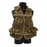Ranger Assault Vest (Coyote)