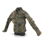 BDU woodland jacket