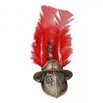 Thracian Gladiator Helmet (Silver)