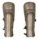Leg Armors (Silver)