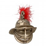 Casque de Gladiateur Thrace (Or)