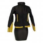 Female Waterproof Jacket (Black)