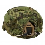 Fast Maritime Helmet with Cover (AOR2)