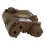 LA5-PEQ Indicator (Brown)